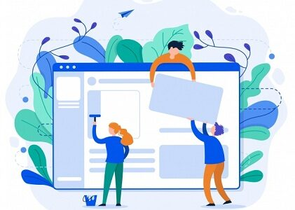 modern-web-design-concept-with-flat-style_23-2147935005